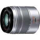 パナソニックPanasonic カメラレンズLUMIX G VARIO 45-150mm/F4.0-5.6 ASPH./MEGA O.I.S.【マイクロフォーサーズマウント】(シルバー)[HFS45150S]
