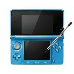 【送料無料】 任天堂 ニンテンドー3DS ライトブルー