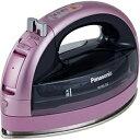 【送料無料】 パナソニック コードレススチームアイロン  NI-WL702-P ピンク