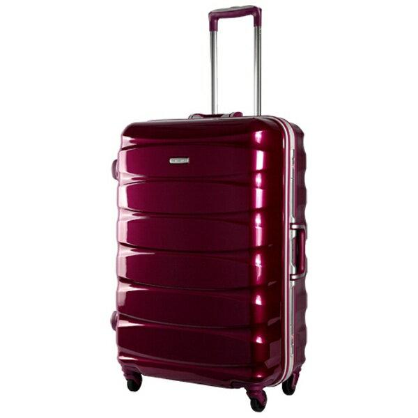 サムソナイトTSAロック搭載スーツケースOvalFR(58L)R0691004パープル【メーカー直送品・代金引換配送不可・時間指定不可】