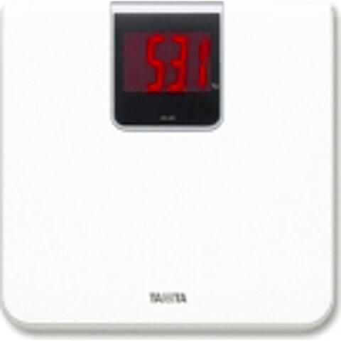 タニタ TANITA 体重計 デジタルヘルスメーター ホワイト HD-395 [デジタル][HD395WH]
