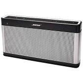 【あす楽対象】【送料無料】 BOSE ブルートゥーススピーカー SoundLink (シルバー) speaker III SLink BT III[SLINKBTIII]