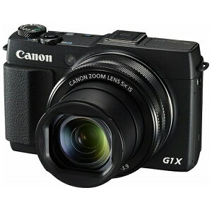 【送料無料】 キヤノン デジタルカメラ PowerShot G1 X Mark II