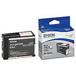 エプソン EPSON ICLM48 純正プリンターインク ライトマゼンタ[ICLM48]