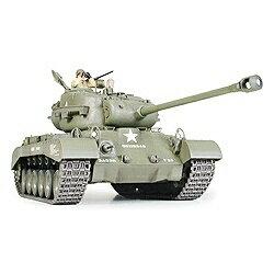 タミヤ 1/35 ミリタリーミニチュアシリーズ No.254 アメリカ戦車 M26 パーシング【代金引換配送不可】