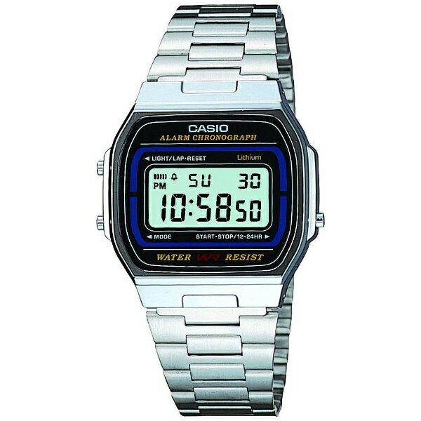 腕時計, メンズ腕時計  CASIO A164WA-1A164WA1