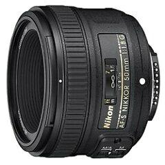 【送料無料】 ニコン AF-S Nikkor 50mm f/1.8G【ニコンFマウント】