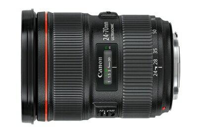 Canon(キヤノン)『EF24-70mmF2.8LIIUSM(EF24-70L2)』