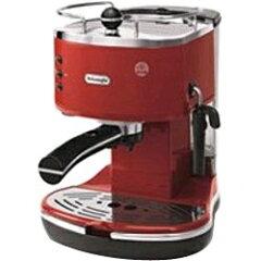 【送料無料】 デロンギ ≪エスプレッソマシン兼用≫コーヒーメーカー(1.4L) ECO310R…