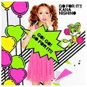 ソニーミュージックマーケティング 西野カナ/GO FOR IT !! 初回生産限定盤 【CD】