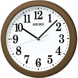 【2013年06月21日発売】セイコー電波掛け時計KX379B[KX379B]