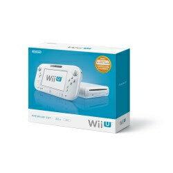 【送料無料】 任天堂 Wii U (ウィーユー) プレミアムセット 32GB(シロ) [ゲーム…