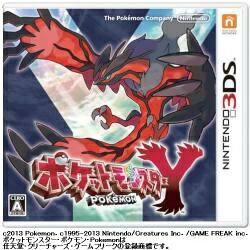 【2013年10月12日発売】任天堂ポケットモンスターY【3DS】[CTRPEK2J]