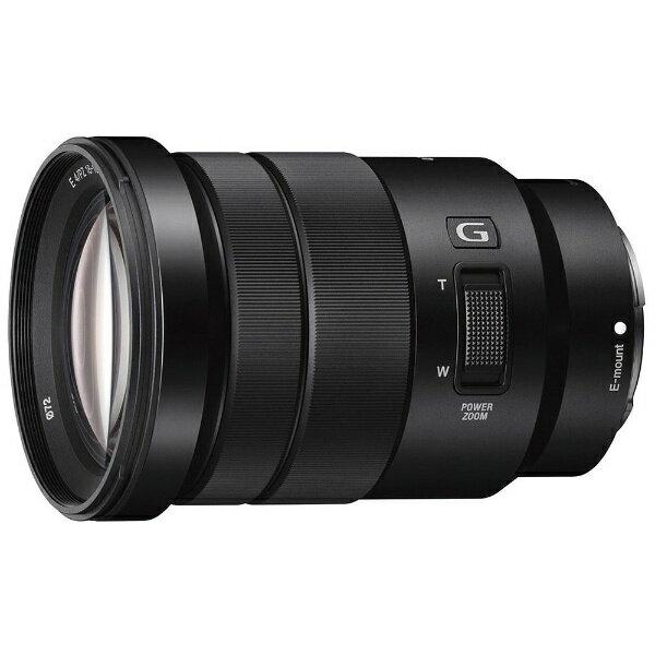 ソニー SONY カメラレンズ E PZ 18-105mm F4 G OSS【ソニーEマウント(APS-C用)】[SELP18105G]