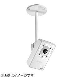 【あす楽対象】【送料無料】IOデータ【スマホ/タブレット対応】ネットワークカメラ[無線&有線LAN・100万画素]Qwatch(クウォッチ)マイク&スピーカー搭載TS-WLC2[TSWLC2]