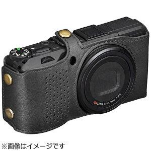 【送料無料】 ハクバ 本革ボディケース【RICOH GR専用】(ブラック) DBS-GRBK