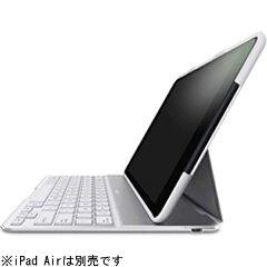 【送料無料】 BELKIN iPad Air用 Ultimateキーボードカバー (ホワイト)…