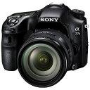 ソニー SONY ILCA-77M2Q デジタル一眼レフカメラ α77II [ズームレンズ][ILCA77M2Q]