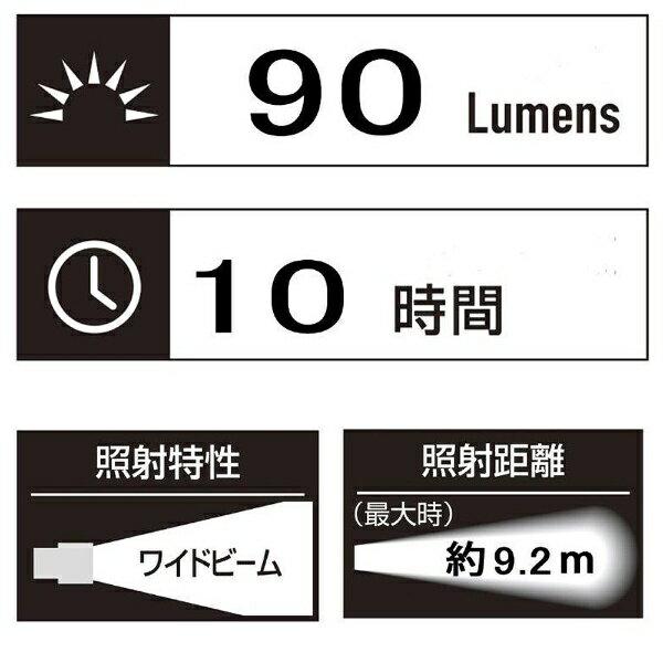 ジェントス LEDペンライト 「フルークス ネオ」 LU-707[LU707]