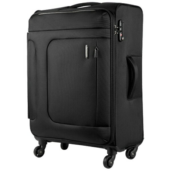 Free shipping Samsonite TSA lock equipped with soft carry Asphere (70 L) 72R09002 black [products direct from manufacturers and cod delivery cannot be time between acceptable].