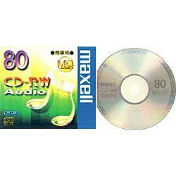 マクセル音楽用CD-RW「MQシリーズ」(80分/1枚入り)CDRWA80MQ.1TP[CDRWA80MQ.1TP]