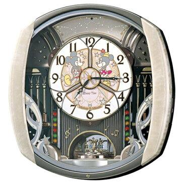 【送料無料】 セイコー 電波からくり時計 「ディズニータイム」 FW563A