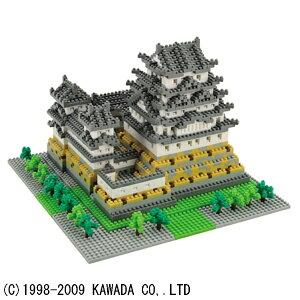 カワダ KAWADA ナノブロック 姫路城 DX