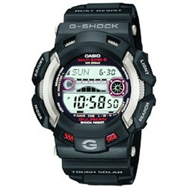 腕時計, メンズ腕時計  CASIO G-SHOCKG- Master of G GULFMAN MULTI BAND 6G 6 GW-9110-1JFGW91101JF