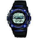 カシオ [ソーラー時計]スポーツギア(SPORTS GEAR) W-S210H-1AJF[WS210H1AJF]