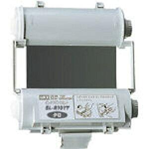 マックス MAX 「ビーポップ(Bepop)」用使い切りタイプインクリボン(55m) SL-R101T(IL90540) クロ