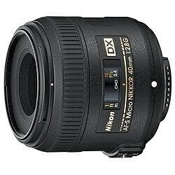 Nikon(ニコン)『AF-SDXMicroNIKKOR40mmf/2.8G』