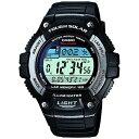 カシオ CASIO [ソーラー時計]スタンダードウォッチ W-S220-1AJF[WS2201AJF...