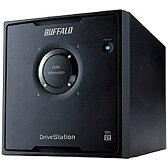 【送料無料】 BUFFALO 外付HDD [USB3.0・12TB] RAID 5対応 HD-QL12TU3/R5J[HDQL12TU3R5J]