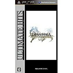 スクウェア・エニックス ULTIMATE HITS ディシディア デュオデシム ファイナルファンタジー【PSPゲームソフト】