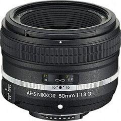 【送料無料】 ニコン AF-S Nikkor 50mm f/1.8G(Special Edit…