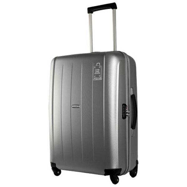 Free shipping Samsonite TSA lock equipped with suitcase VELOCITAFR (33 L) 97 Z * 08101 silver [products direct from manufacturers and cod delivery cannot be time between acceptable]