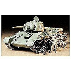 ミリタリー, 戦車  TAMIYA 135 No.149 T34761943