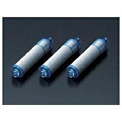 LIXIL リクシル 交換用浄水カートリッジ 高塩素除去タイプ オールインワン浄水栓 ブルー JF-21-T [3個][INAX イナックス 浄水器用交換カートリッジ JF21T]