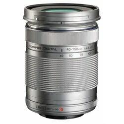 オリンパス OLYMPUS カメラレンズ ED 40-150mm F4.0-5.6R M.ZUIKO DIGITAL(ズイコーデジタル) シルバー [マイクロフォーサーズ /ズームレンズ][40150MMF4.05.6Rシルバー]