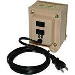 【送料無料】 日章工業 変圧器(ダウントランス)「トランスフォーマ NDF-Uシリーズ」(120V・1500W) NDF-1500U[NDF1500U]