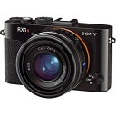 【送料無料】 ソニー コンパクトデジタルカメラ Cyber-shot(サイバーショット) DSC-RX1R【日本製】[DSCRX1R]