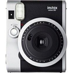 【2013年09月20日発売】【送料無料】富士フイルムインスタントカメラinstaxmini90『チェキ』ネオクラシック[INSMINI90NC]