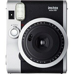 【送料無料】 フジフイルム インスタントカメラ instax mini 90 『チェキ』 ネオクラシック
