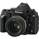 【送料無料】 ニコン Df【50mm f/1.8G Special Editionキット】(ブラック/デジタル一眼レフカメラ)[DFLKBK]