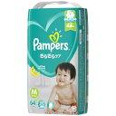 P&G ピーアンドジー パンパース オムツ テープ さらさらケア M (6~11kg) 64枚【wtbaby】