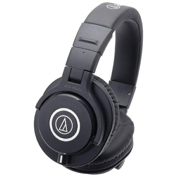 オーディオ, ヘッドホン・イヤホン  audio-technica ATH-M40X 3.5mm ATHM40Xrbcpn
