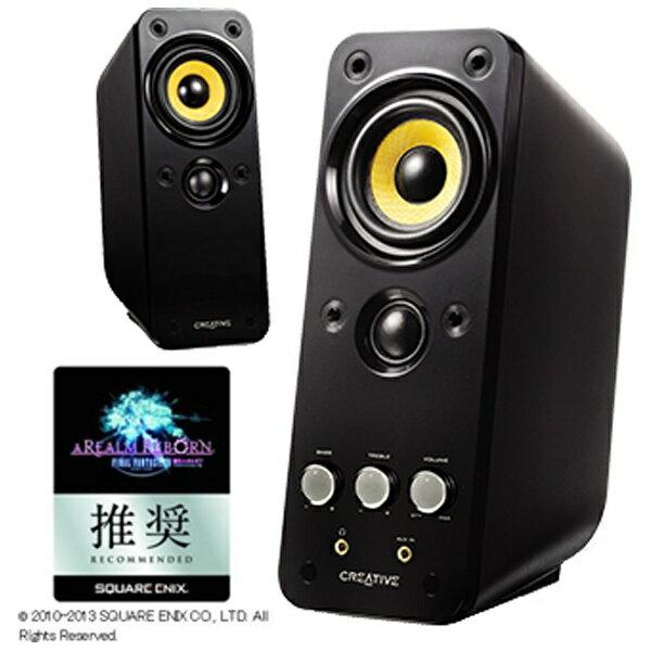 オーディオ, アンプ内蔵スピーカー  CREATIVE PC 3.5AUX Creative GigaWorks T20 Series II GW-T20-IIR FF XIV: GWT20IIR