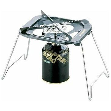 【送料無料】 キャプテンスタッグ 大型五徳ガスバーナーコンロ(収納バッグ付)M-8809 M8809