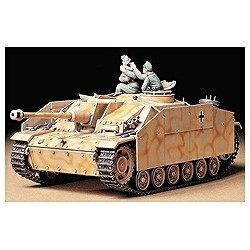 ミリタリー, 戦車  TAMIYA 135 No.197 IIIG()
