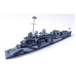 ミリタリー, 駆逐艦  TAMIYA 1700 DD-797